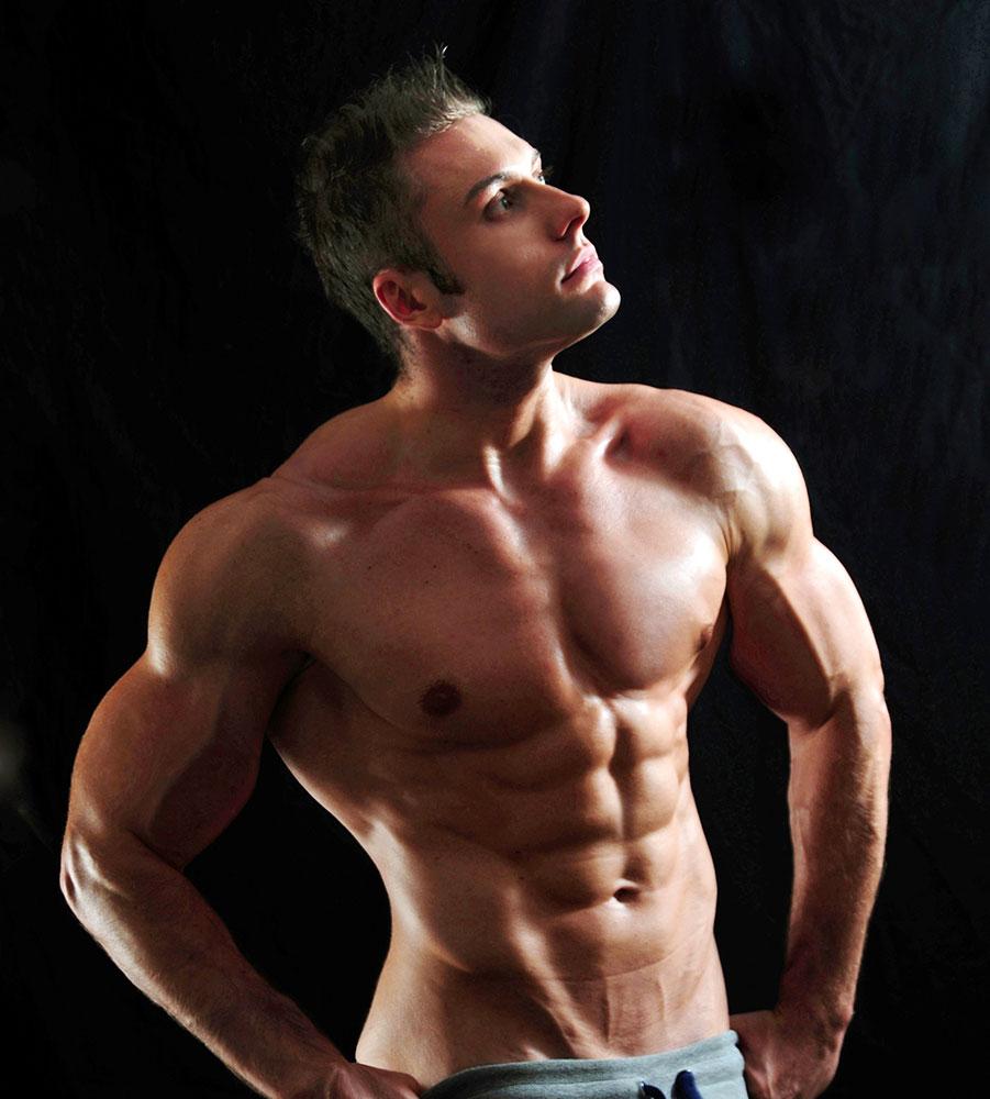 Damian - tancerz erotyczny